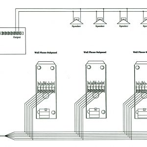 4 Wire Intercom Wiring Diagram - Wiring Diagram for A Standard 300 Series Pleasing Inter Blurts Me Unbelievable 16f
