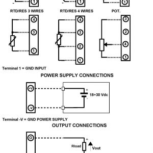 4 Wire Rtd Wiring Diagram - Input Card Wiring Wire 4 Prong Stove Outlet 4 Wire Rtd Wiring Rh Spaculus Co 15a