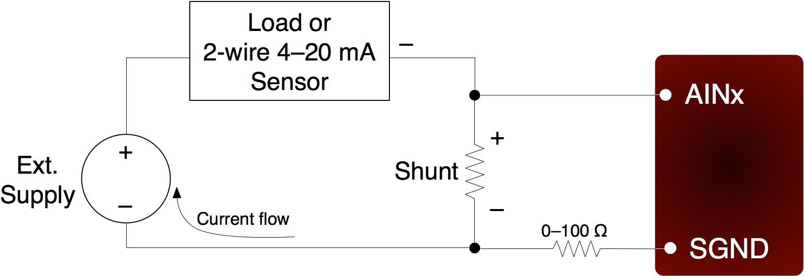 4 Wire Transmitter Wiring Diagram