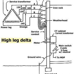480 Volt to 120 Volt Transformer Wiring Diagram - 480 Volt Transformer Wiring Diagram 120 Transformer Wiring Diagram 480 to 120 Volt Transformer Wiring 6j