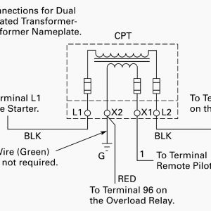 480 Volt to 120 Volt Transformer Wiring Diagram - Control Transformer Wiring Diagram for How to Wire A Transformer Rh Chocaraze org Transformer Wiring Diagrams 14l