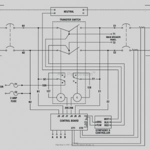 50 Amp Transfer Switch Wiring Diagram - Generac 400 and Transfer Switch Wiring Diagram Download Inspirational Automatic Transfer Switch Wiring Diagram Free 9c