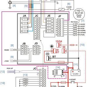 50 Amp Transfer Switch Wiring Diagram - Wiring Diagram for 20kw Generac Generator Inspirationa Wiring Diagram