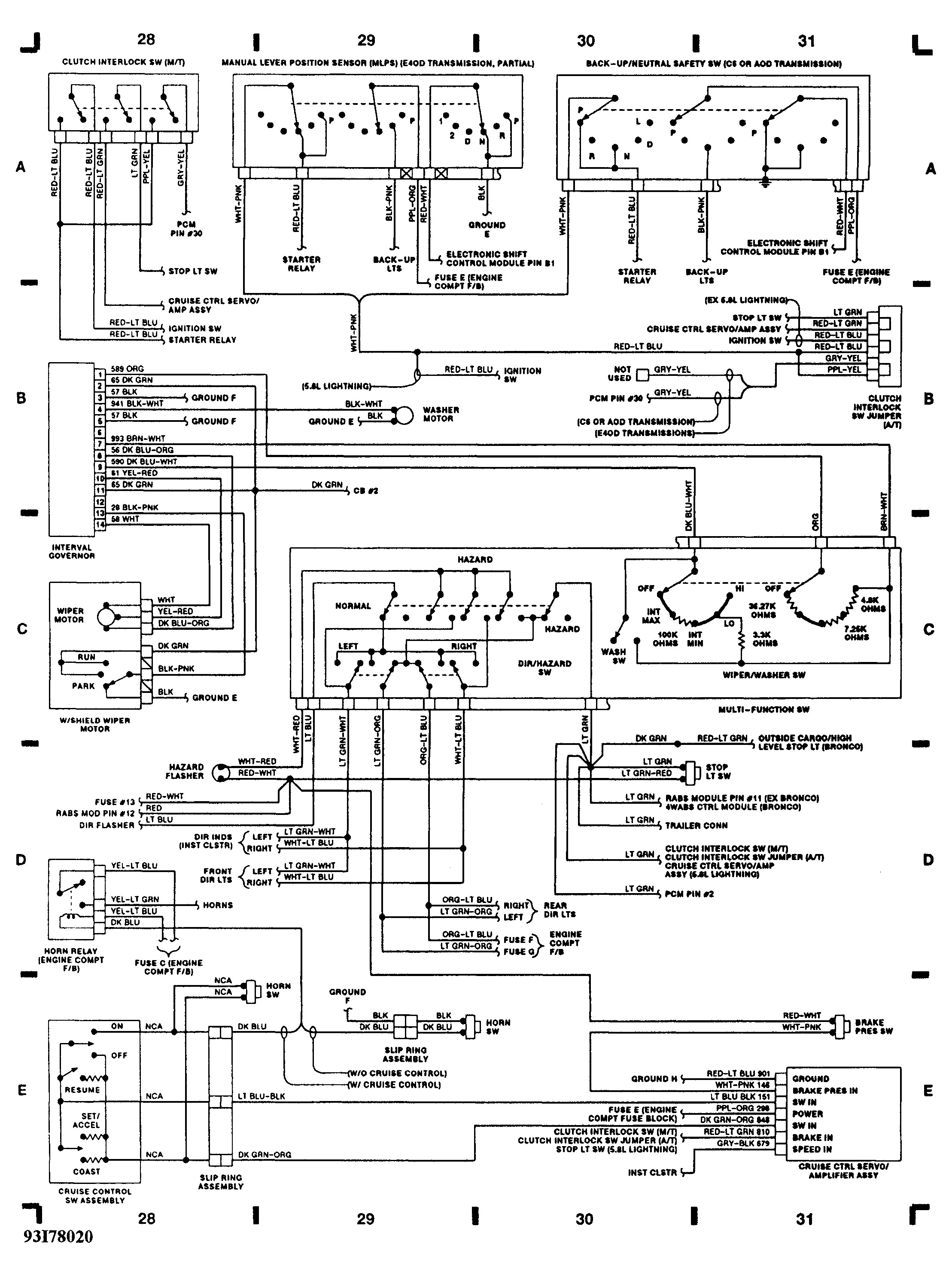 6 0 Ficm Harness Wiring Diagram