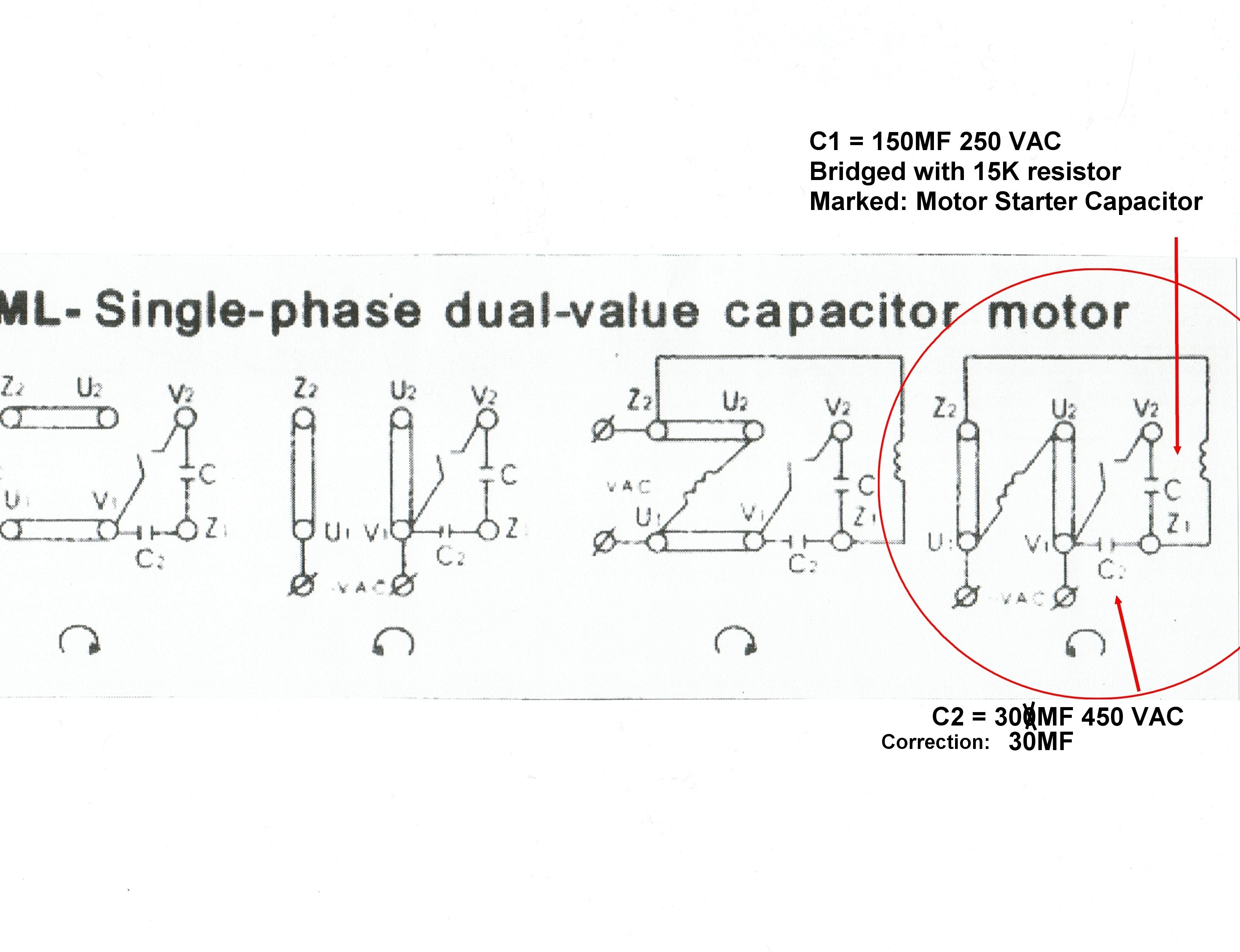 6 Lead Motor Wiring Diagram | Free Wiring Diagram