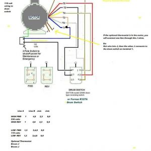 6 Lead Motor Wiring Diagram - Wiring Diagram for Doorbell Lighted Help Needed 5 Hp to Cutler and 3 18s