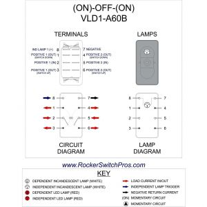 6 Pin Switch Wiring Diagram - Lighted toggle Switch Wiring Diagram 2018 6 Pin Switch Wiring Diagram Download 10a