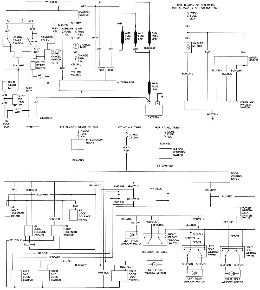 6g alternator wiring diagram Download- 14-m