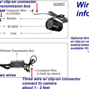 7 Tft Lcd Monitor Wiring Diagram - Backup Camera Diagram New 6 Voyager Backup Camera Wiring Diagram Car Styling 7 Inch Tft 1m