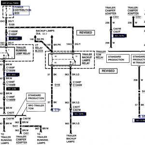 Ford 7 Way Plug Wiring - Wiring Diagram Sheet F Trailer Plug Wiring Diagram on