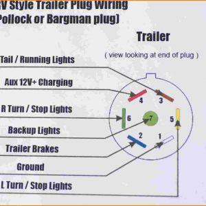 7 Way Trailer Plug Wiring Diagram ford - Car Trailer Wiring Diagram Uk New Best ford 7 Way Trailer Plug Wiring Diagram New Update 5e