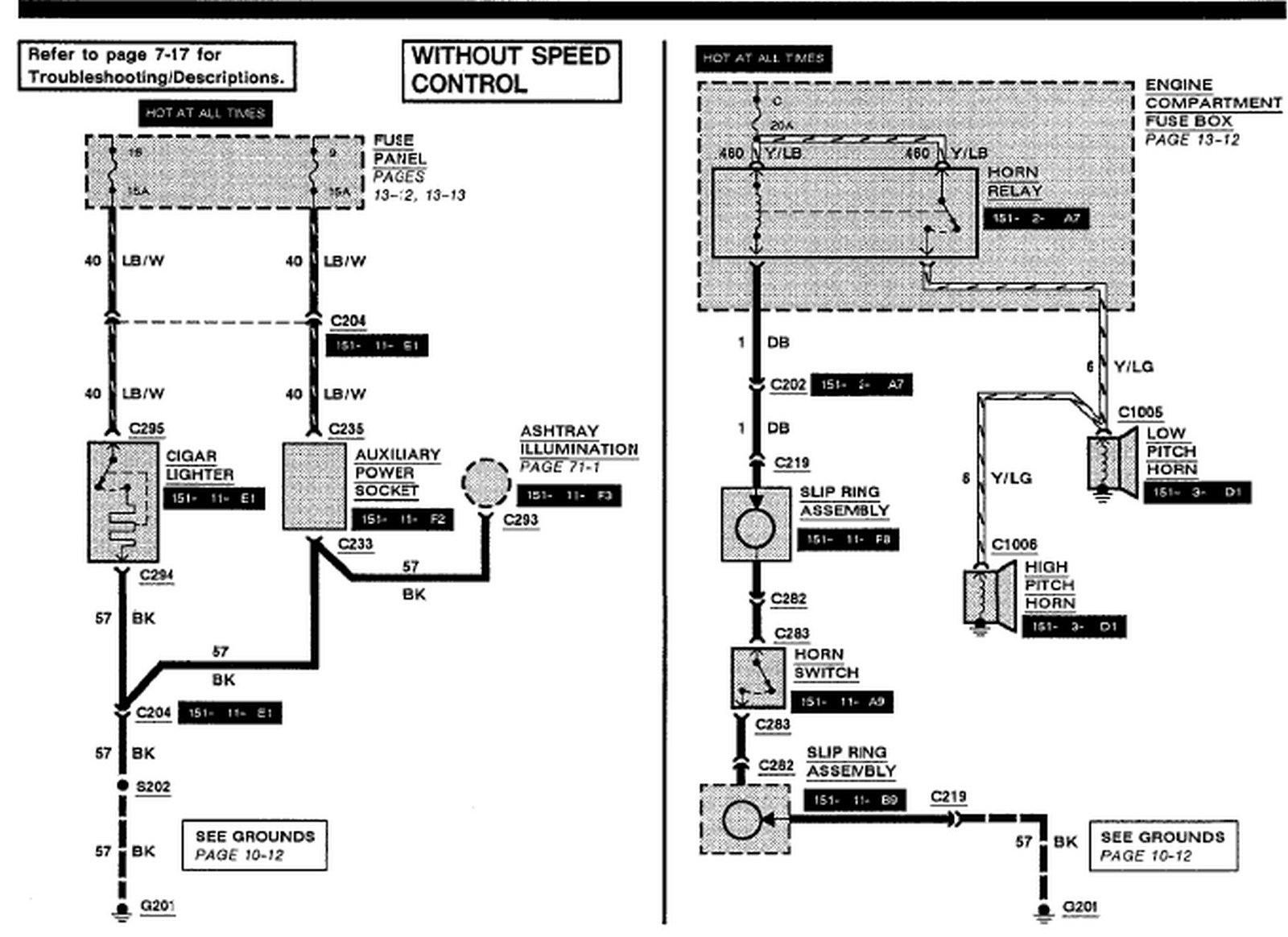 92 F150 Wiring Diagram | Free Wiring Diagram