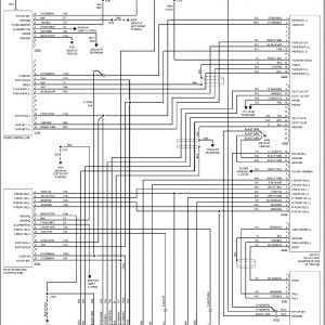 94 ford Explorer Radio Wiring Diagram - 94 ford Ranger Radio Wiring Diagram for 2004 Wiring Diagram Showy 2002 8g