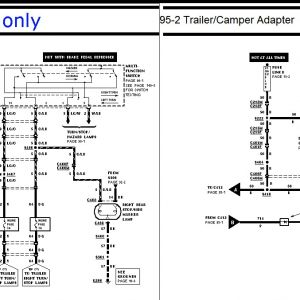 97 F150 Trailer Wiring Diagram Free Wiring Diagram