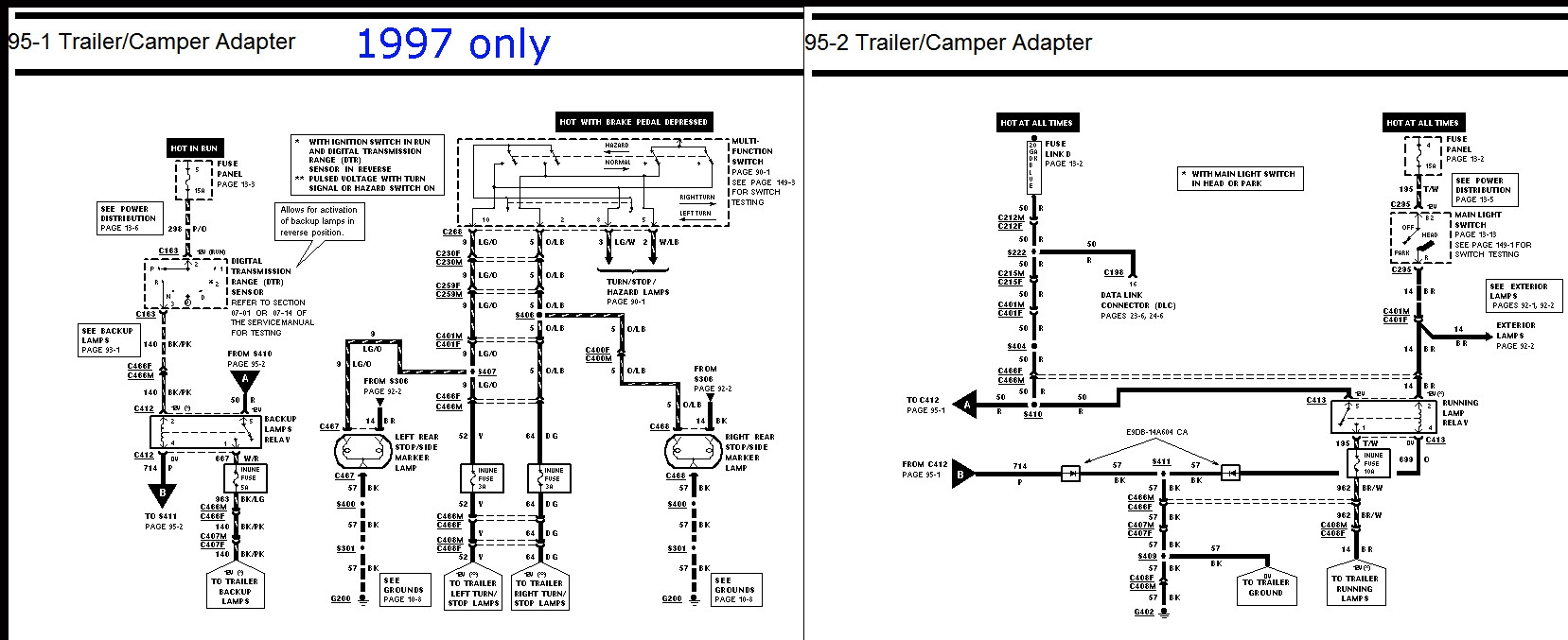 1996 F150 Trailer Wiring Diagram - Wiring Diagram K9 F Trailer Wiring Diagramfor on