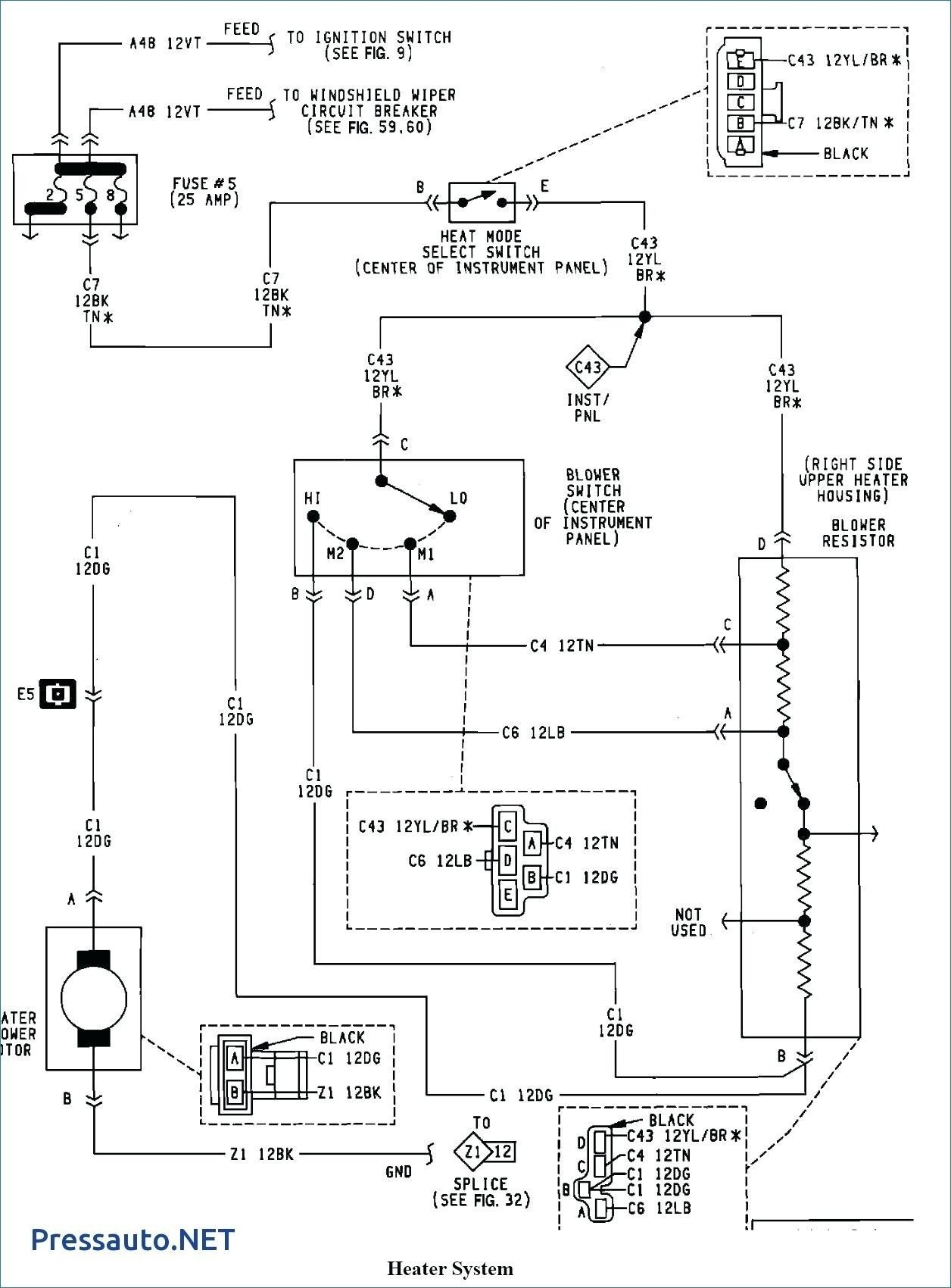 97 Jeep Grand Cherokee Infinity Gold Wiring Diagram