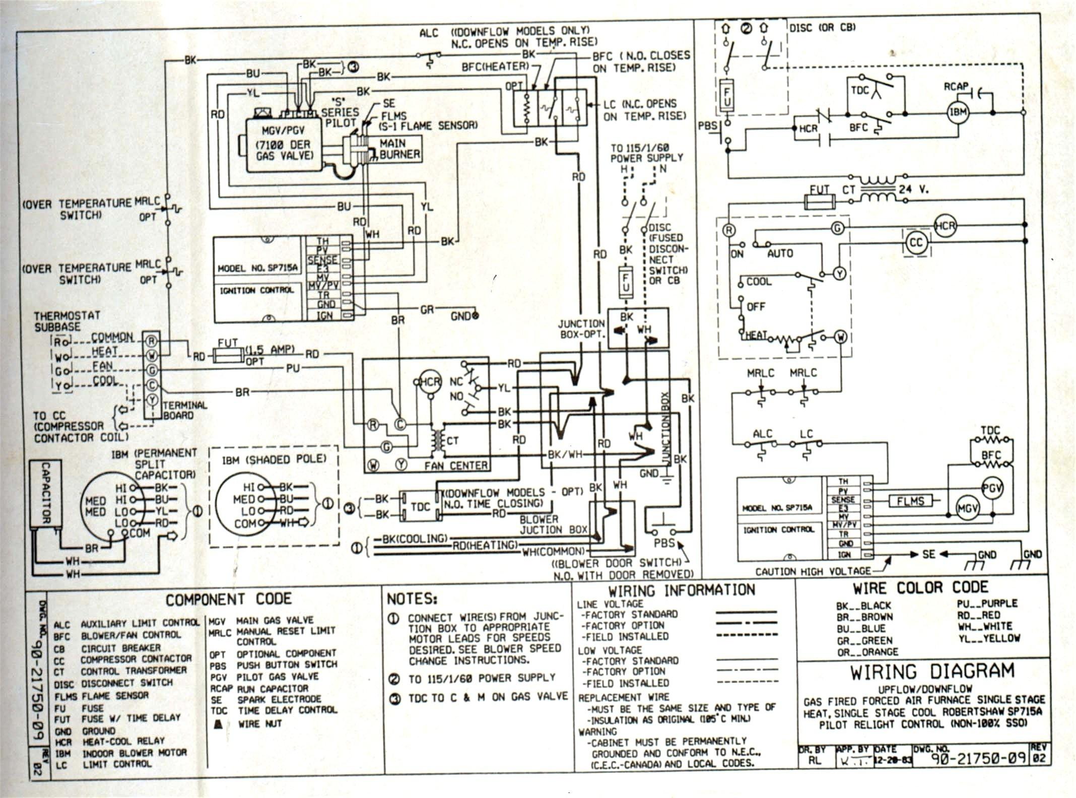 Ac Compressor Wiring Diagram