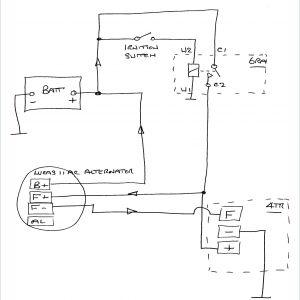 Ac Delco Alternator Wiring Diagram - Ac Alternator Wiring Diagram Best Wiring Diagram Ac Delco Alternator Fresh 3 Wire Alternator Wiring 4m