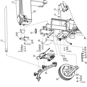 Admiral Dryer Wiring Diagram - Admiral Dryer Parts Diagram Awesome Admiral 28 32 Riding Scrubber Pdf 16s
