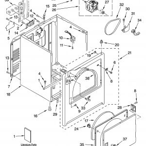 Admiral Dryer Wiring Diagram - Admiral Dryer Parts Diagram Unique Admiral Admiral Laundry Parts Model Pump Control Panel Wiring 11d