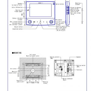 AiPhone Gt 1c7 Wiring Diagram - Gt 1c7 Wiring Diagram Pics Below Index Acrobat AiPhone Brochure Index Acrobat AiPhone Brochure 14d
