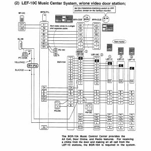 AiPhone Lef 3l Wiring Diagram - AiPhone Lef 10 Wiring Diagram Best Diagram Lee Dan Audio and Video Apartment Inter S 15d