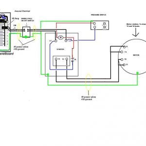 Air Compressor Pressure Switch Wiring Diagram - Well Pump Pressure Switch Wiring Diagram Magnificent Model for Water 16l
