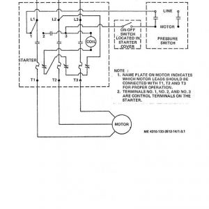 Air Compressor Wiring Diagram 230v 1 Phase | Free Wiring ...