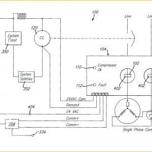 Air Compressor Wiring Diagram 230v 1 Phase - Air Pressor Wiring Diagram 230v 1 Phase Fresh Copeland Pressor Best 15h