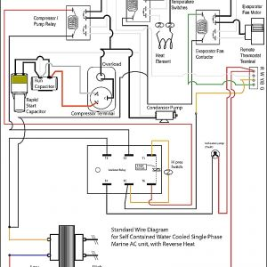 Air Handler Fan Relay Wiring Diagram - Goodman Air Handler Wiring Diagram Delightful Model First thermostat Window Installation for 6l