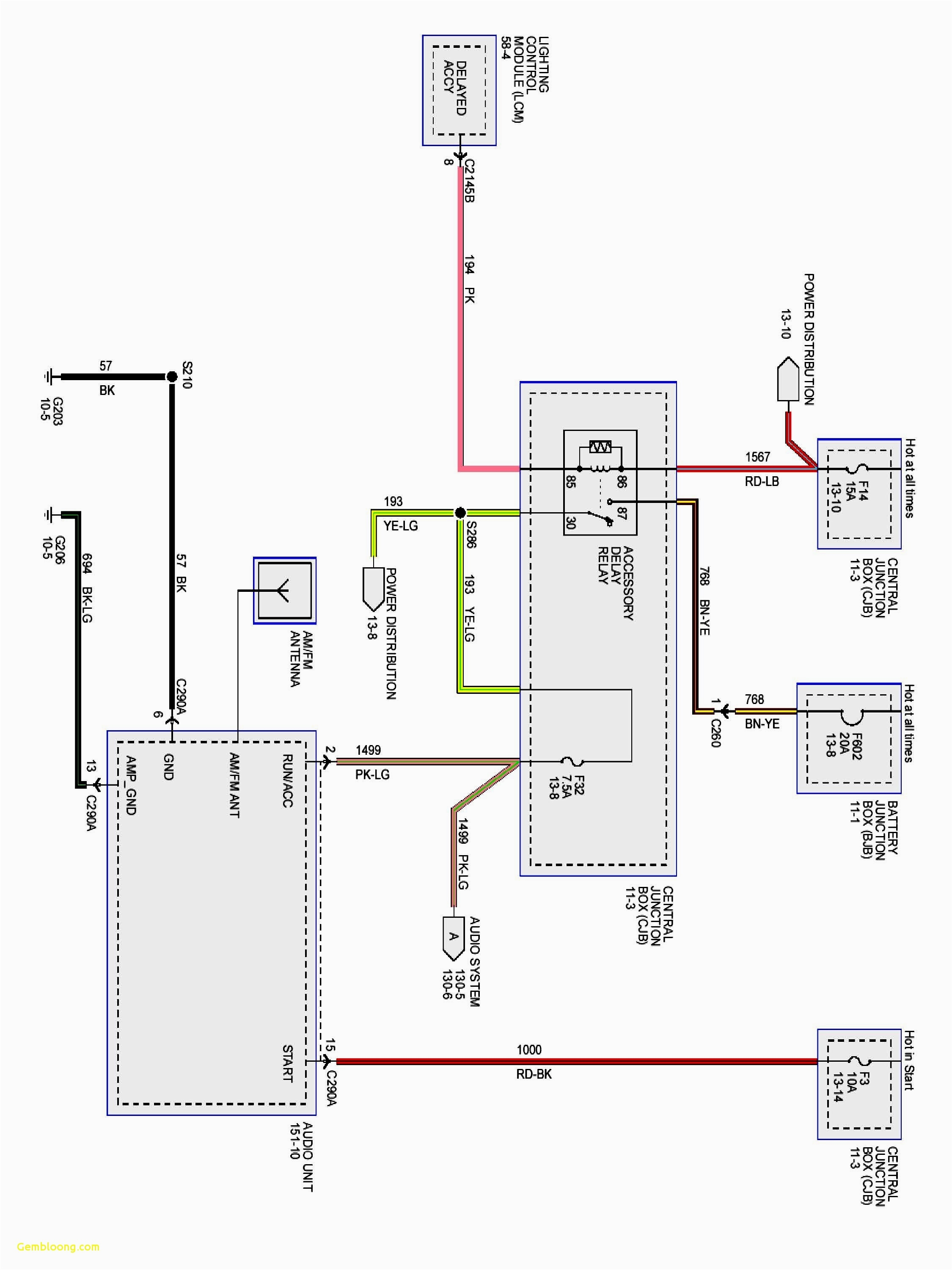 WRG-0626] Aircraft Wiring Diagram