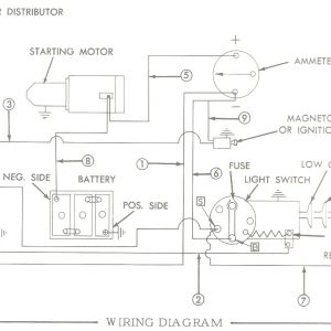 Allis Chalmers Wd Wiring Schematic Diagram - Allis Chalmers C Wiring Diagram Eclipse Diagrams forum B Radio and at 18r