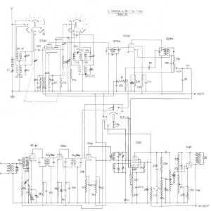 Allis Chalmers Wd Wiring Schematic Diagram - Eq 40 Tube Eq40 R Hre Eq 40 Id Enneode Rh Radiomuseum org Simple Wiring Diagrams Hvac Wiring Diagrams 10e