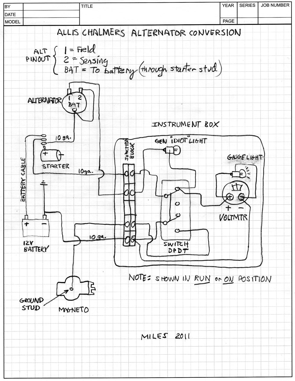 allis chalmers wd wiring schematic diagram Download-free wiring diagram Wiring Diagram Allis Chalmers B12 Wiring Diagram of Ac Wd Wiring 18-s