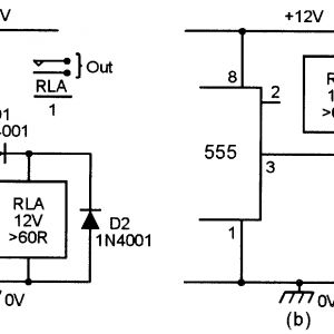 Alpine Pkg Rse2 Wiring Diagram - attiny with Variable Time Delay & Relay Control Page 1 18t