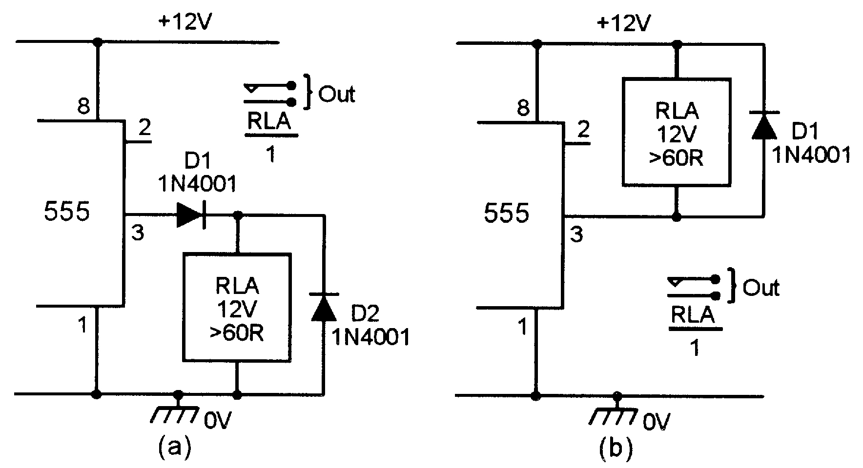 alpine pkg rse2 wiring diagram Collection-ATTiny With Variable Time Delay & Relay Control Page 1 14-f