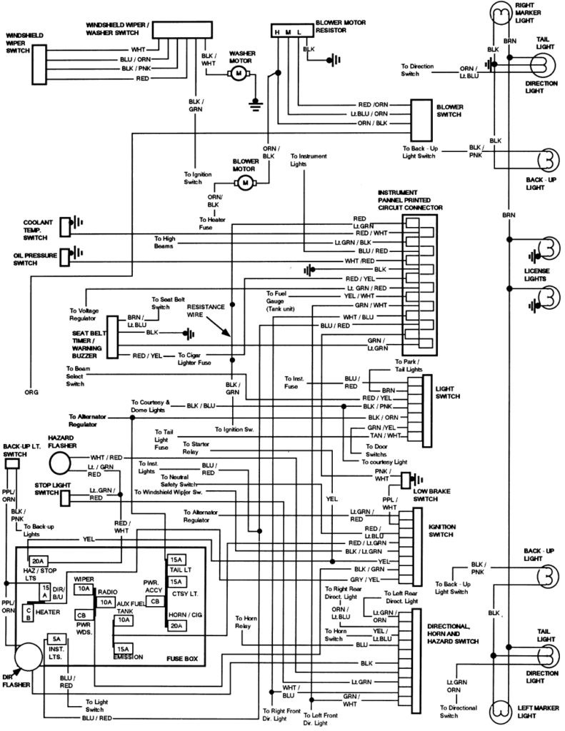 Amp Research Power Step Wiring Diagram