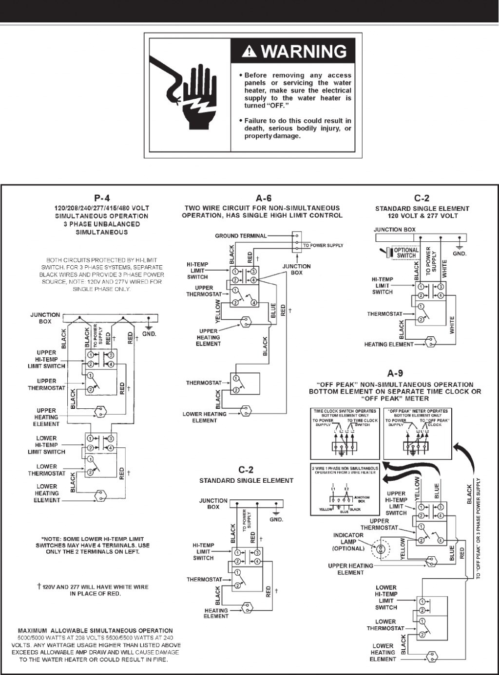Ao Smith Motor Wiring Diagram Free Ac Motors Diagrams Rh