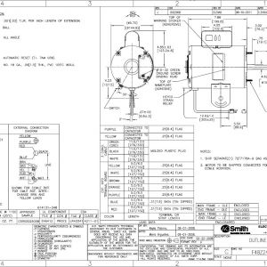 Ao Smith D1026 Wiring Diagram - Wiring Diagrams