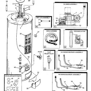 sears water heater wiring diagram red and white water heater wiring diagram