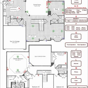 Apartment Wiring Diagram - 32 Wire Diagram Free Diagram Template 5b