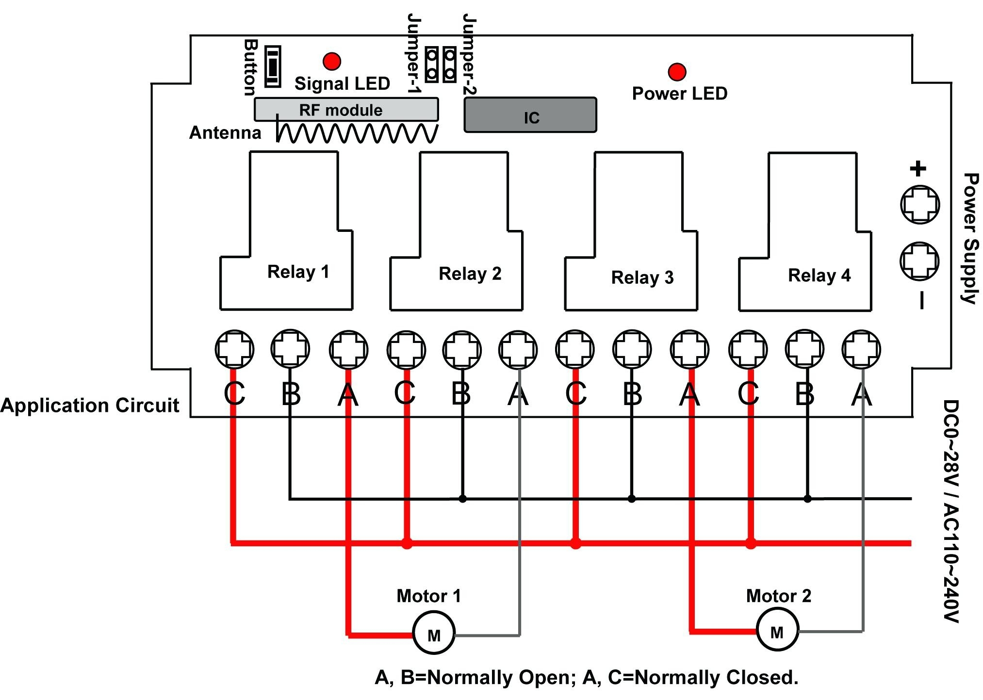 Apollo Gate Opener Wiring Diagram