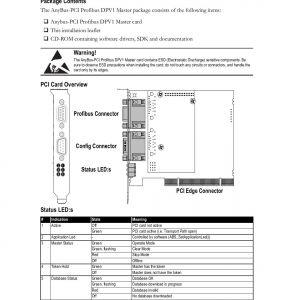 Aprilaire 56 Humidistat Wiring Diagram - Anybus Pci Profibus Dpv1 Master Resolu In Aprilaire 760 Wiring Diagram at Aprilaire 760 Wiring Diagram 3d