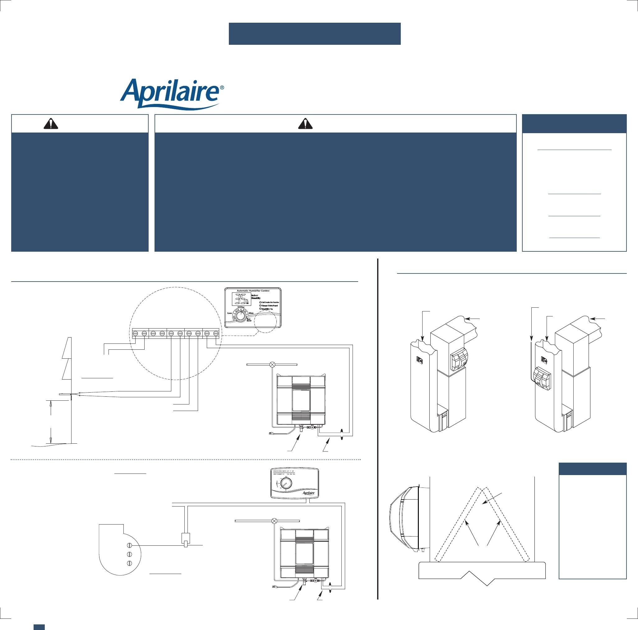 aprilaire 56 humidistat wiring diagram free wiring diagram. Black Bedroom Furniture Sets. Home Design Ideas
