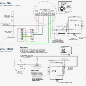 Aprilaire 600 Humidifier Wiring Diagram - Wiring Diagram Symbol solenoid Valid D Aprilaire 700 700a 11 3 Wiring Diagram for Humidifier 1m