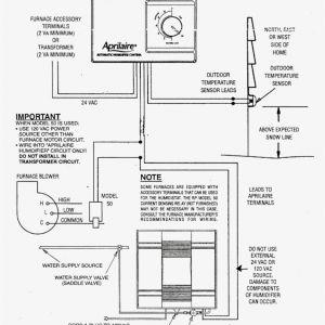 Aprilaire 700 Wiring Diagram - Aprilaire 700 Wiring Diagram 19h
