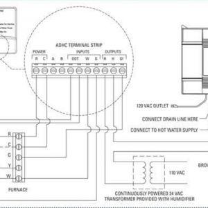 Aprilaire 700 Wiring Diagram - Aprilaire 700 Wiring Diagram 6t