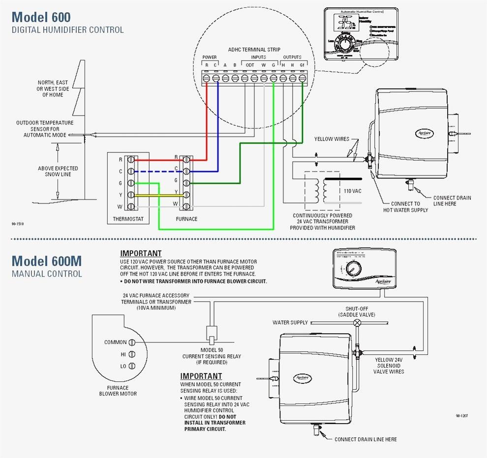 aprilaire wiring diagram Download-Wiring Diagram Symbol solenoid Valid D Aprilaire 700 700a 11 3 Aprilaire 700 Wiring Diagram 12-c
