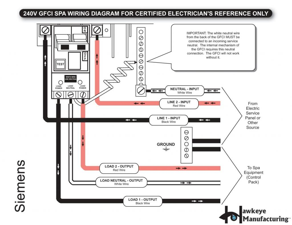 Arc Fault Breaker Wiring Diagram | Free Wiring Diagram on