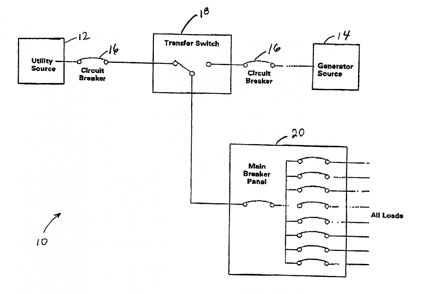 Asco Automatic Transfer Switch Wiring Diagram